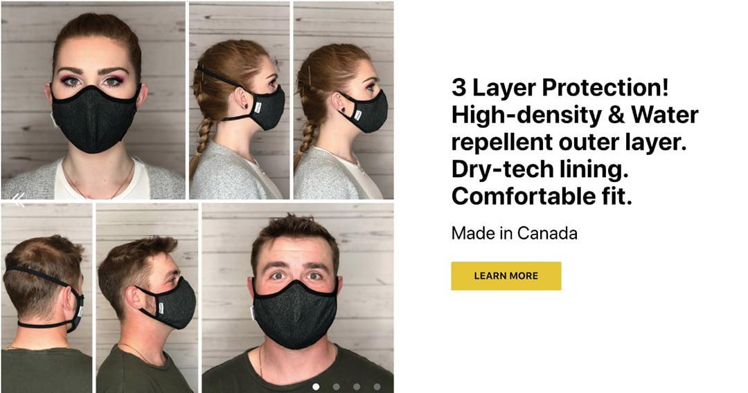 DAS Protech FaceMasks